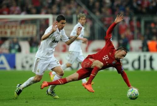 Реал-Бавария