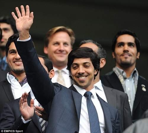 Деньги человек: Шейх Мансур вспахал миллионы фунтов в Манчестер Сити в поисках славы