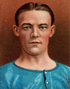 Хилсдон в составе «Челси» в 1907 году