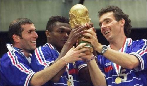 Desailly WC